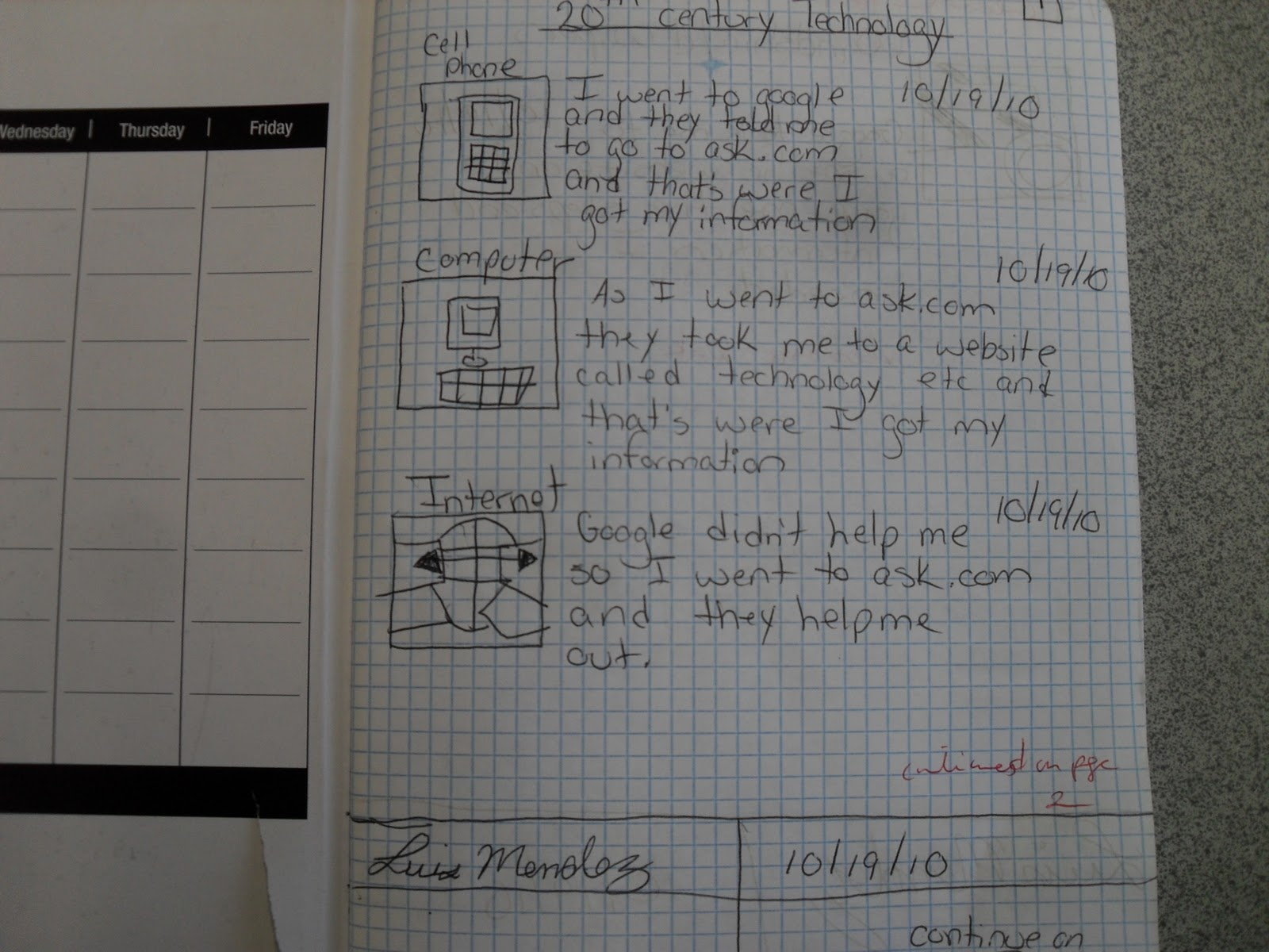 engineering notebook template 2017 2018 2019 ford