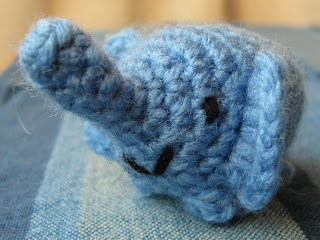 free crochet patterns: bazaar patterns, incy wincy elephant