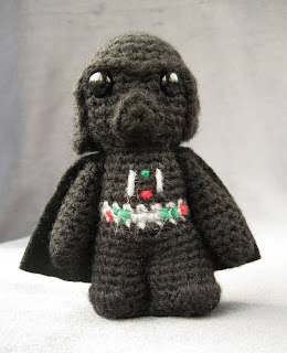 Free Crochet Star Wars Doll Patterns : LucyRavenscar - Crochet Creatures: Star Wars Mini Amigurumi