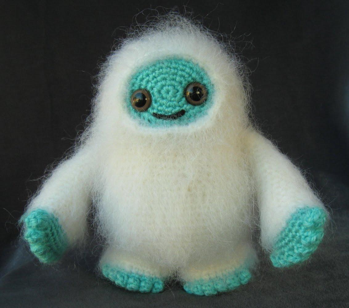 Amigurumi Monster Crochet : LucyRavenscar - Crochet Creatures: My patterns for sale on ...