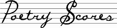 Poetry Scores