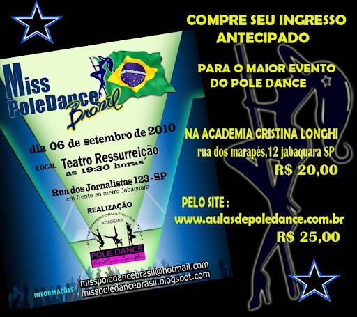 Miss Pole Dance Brasil
