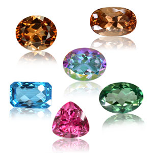 Topaz sebagai mineral perhiasan