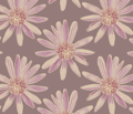 Daisy Garden - Plum