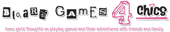 Board Games 4 Chics - Gaming Tips; Games Women Love   Board Game Shopping Guide