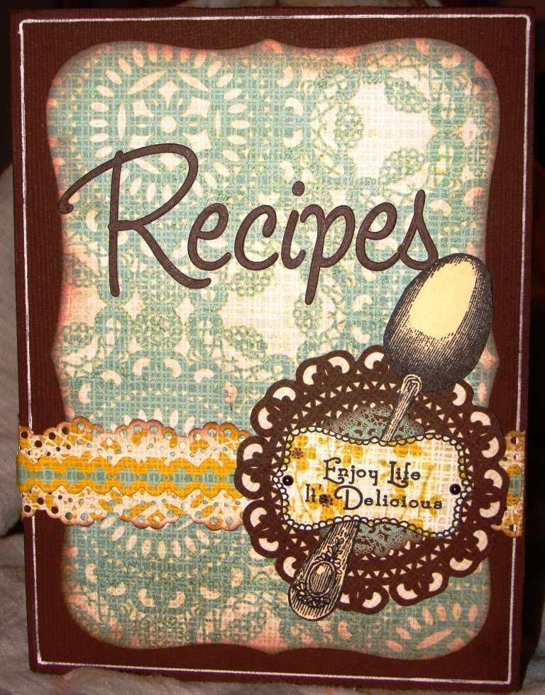 Family Cookbook Cover Ideas ~ Recipe book cover ideas covers