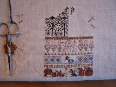 Ottawa Sampler by Jeannette Douglas