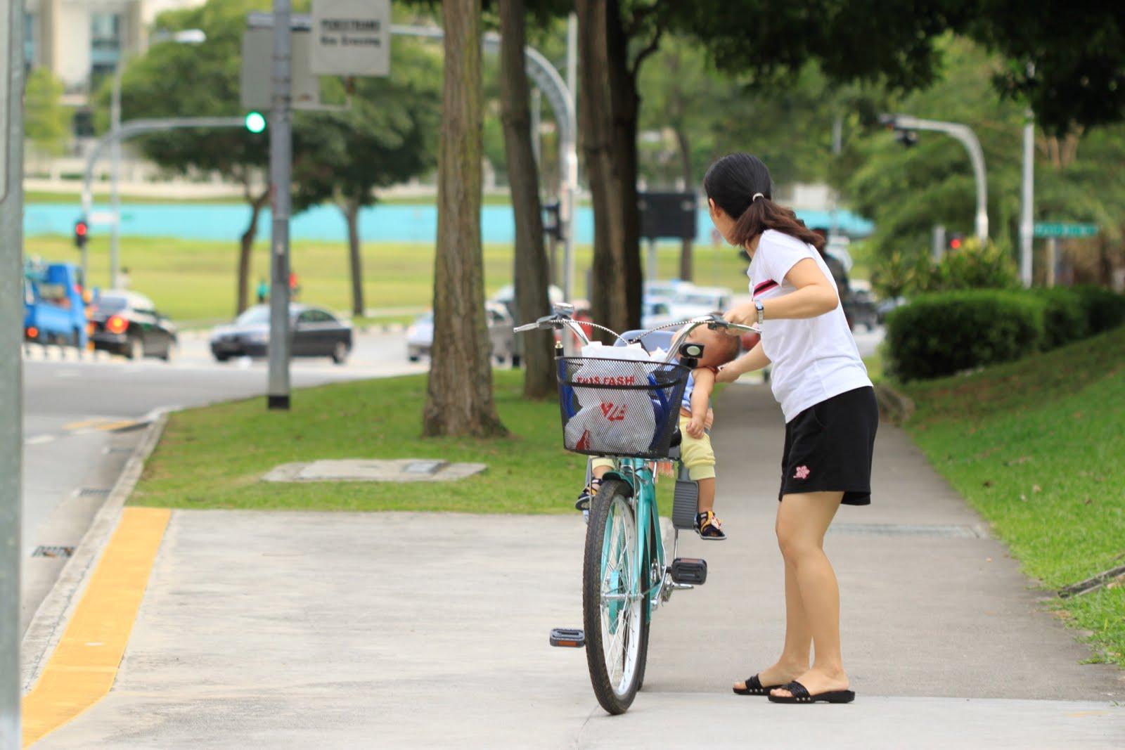 Bike 360 Singapore Singapore Day Baby