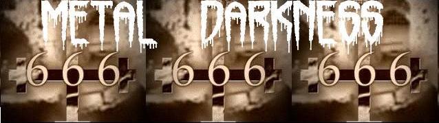 6 6 6 METAL & DARK  6 6 6