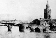 El viejo puente de  Sangüesa