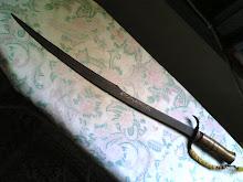 Pedang Perang Sabil yang telah pernah digunakan dlm perang 13 Mei 1969