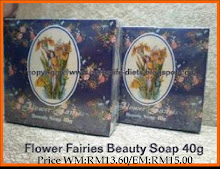 FLOWER FAIRIES BEAUTY SOAP