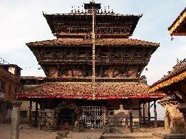 Bagbhairab temple
