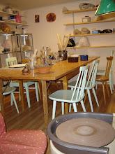 Kurser i keramik verkstaden
