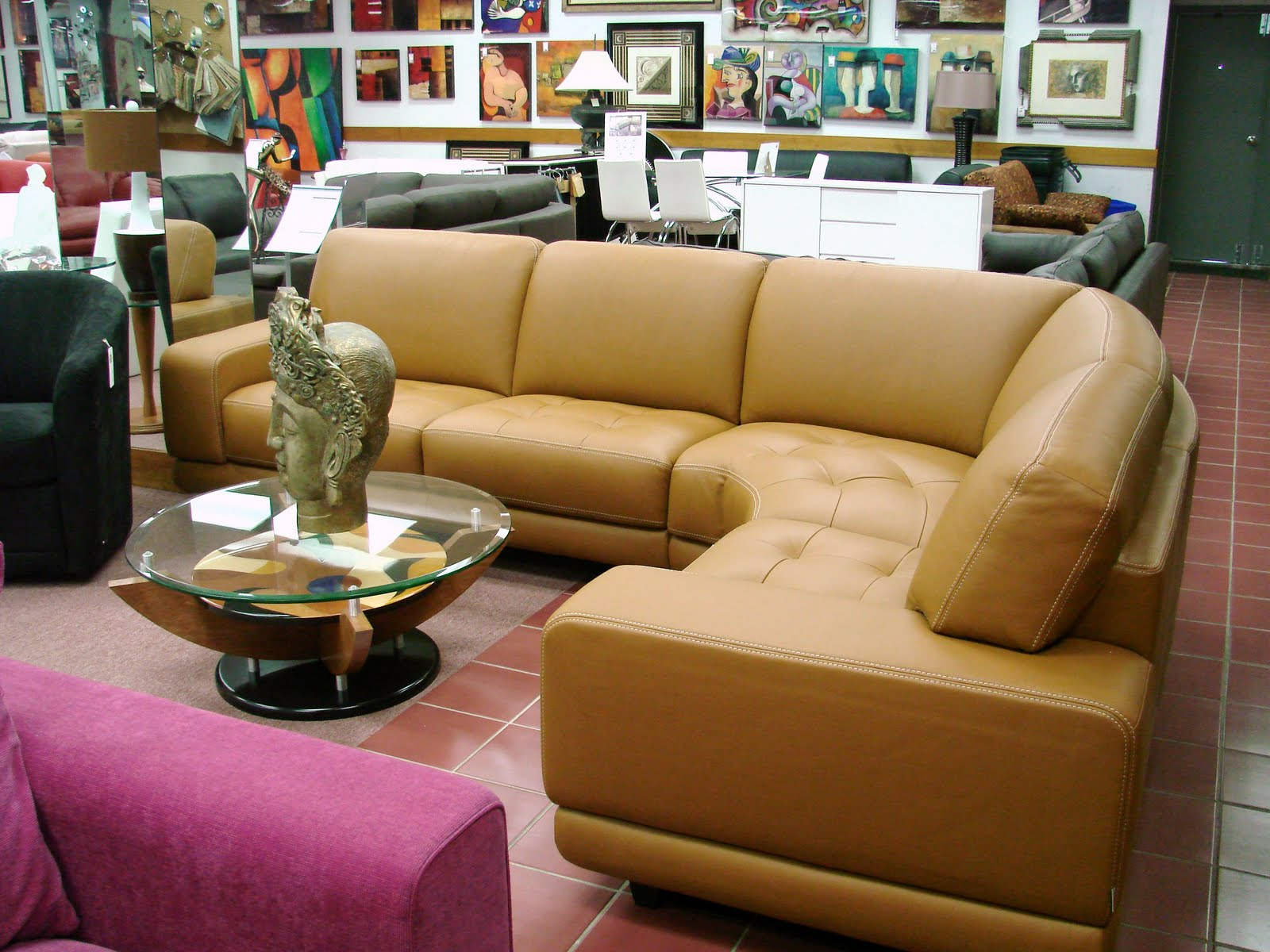 Natuzzi leather sofas sectionals by interior concepts Sofa heidelberg