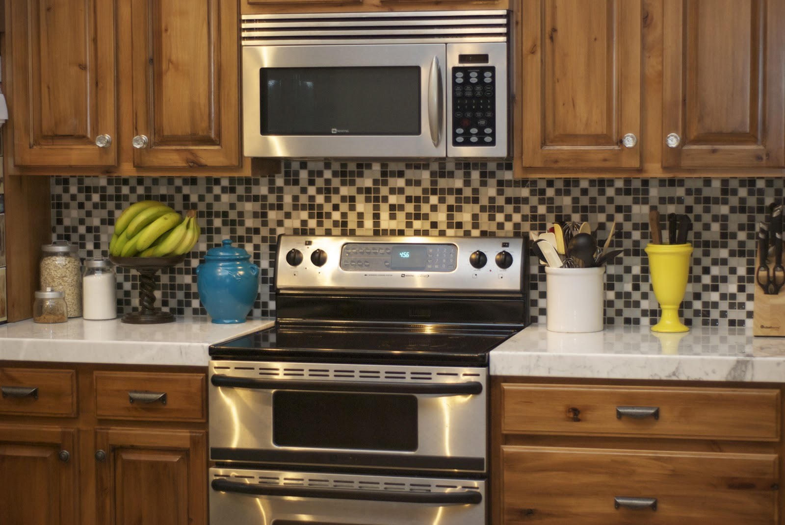 Mosaic Tile Kitchen Backsplash Ideas
