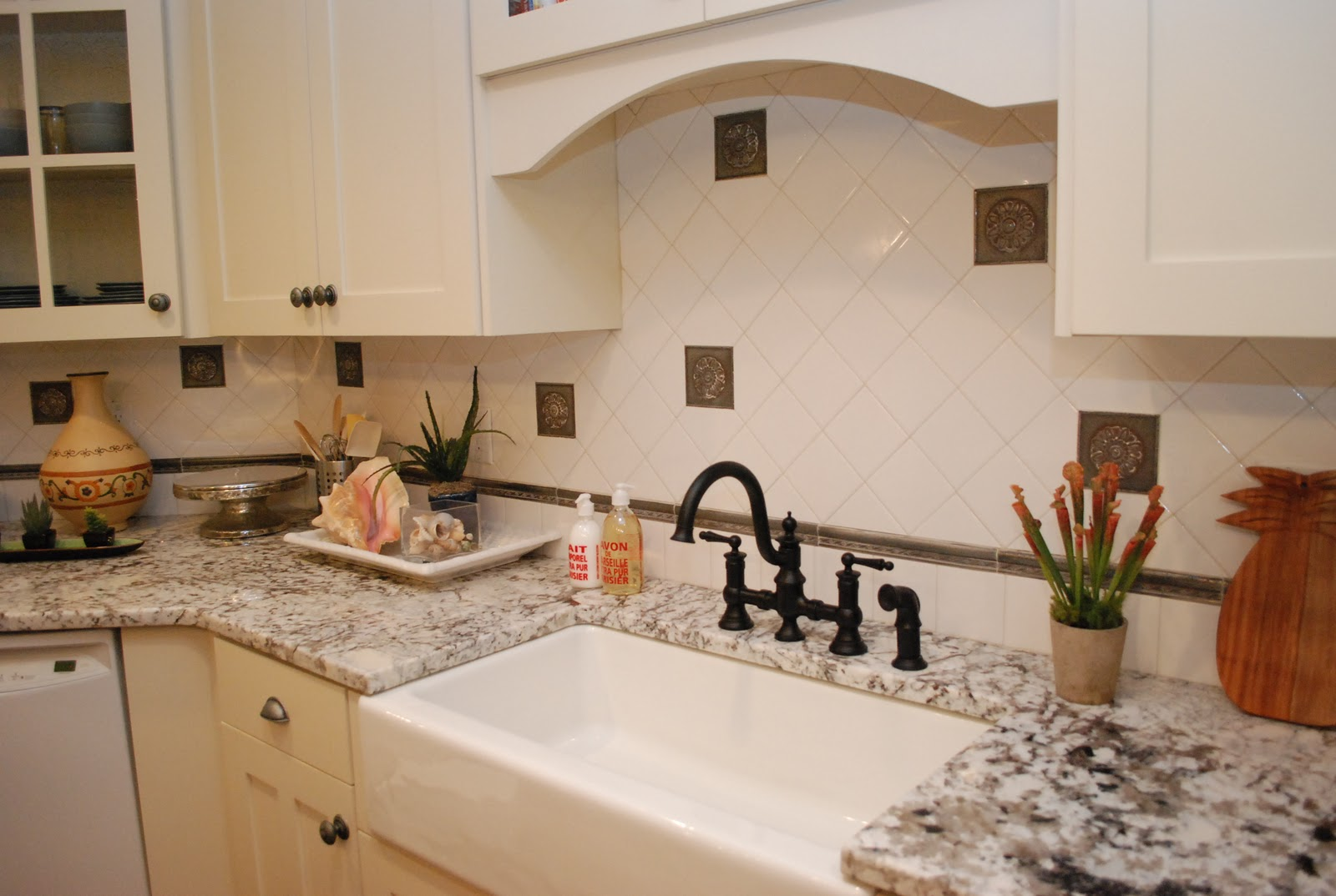Coastal Kitchen Backsplash Ideas