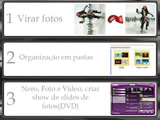 Criar show de slides de fotos no Nero