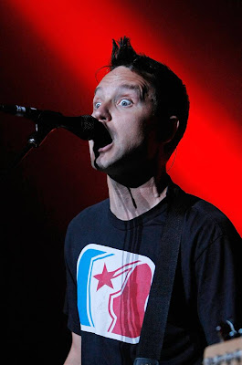 Blink-182 singer/bassist Mark Hoppus