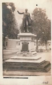 Monumento Alameda Mata