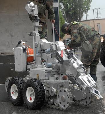 machines for war modern robots at war