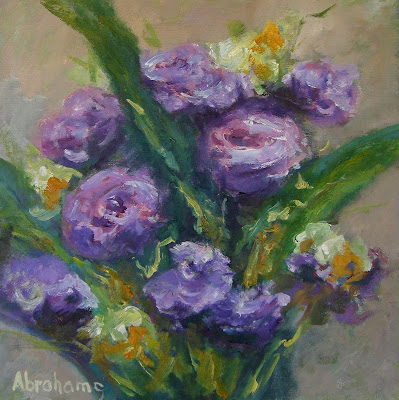 Paintings Of Flowers
