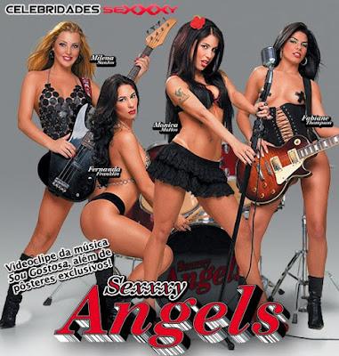 baixar capa DVD Sexxxy Celebridades – Angels
