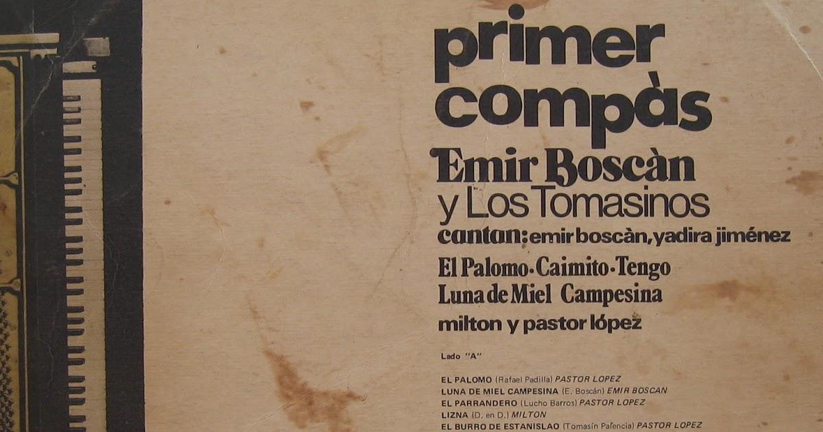 Emir Boscán Y Los Tomasinos Mi Burrita