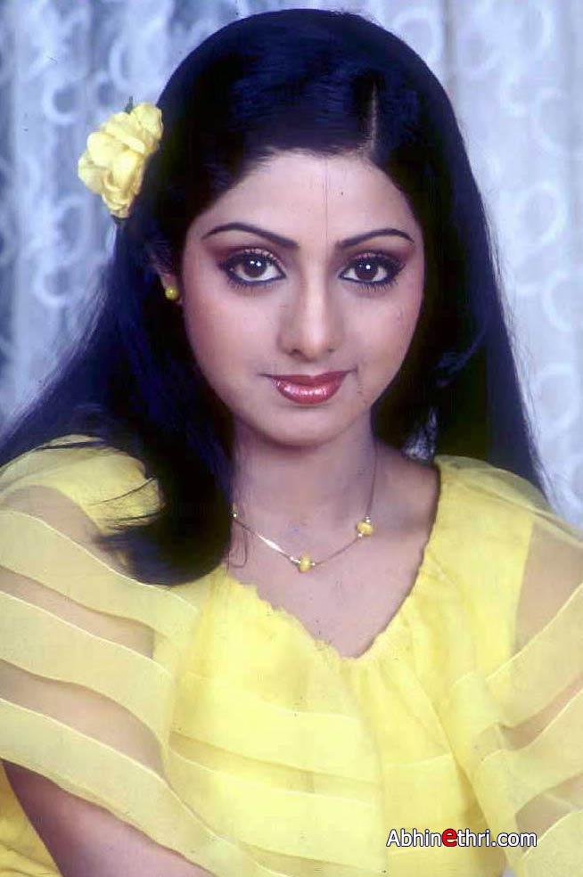 Sridevi - Actress Wallpapers