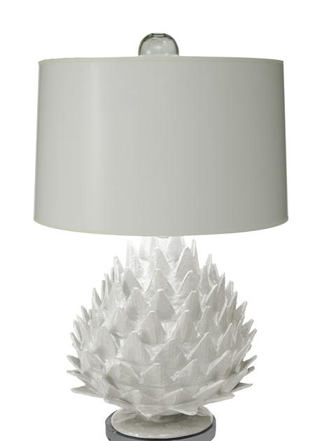 Patrick j baglino jr interior design artichoke lamp