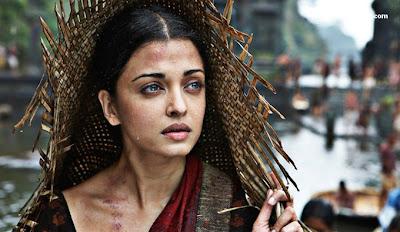 Movie Raavan Exclusive Pictures - Aishwarya Rai Bachchan