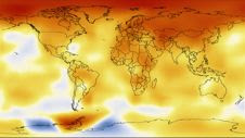 10yrs avg global temperature index