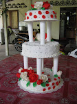 3 TIER CAKE
