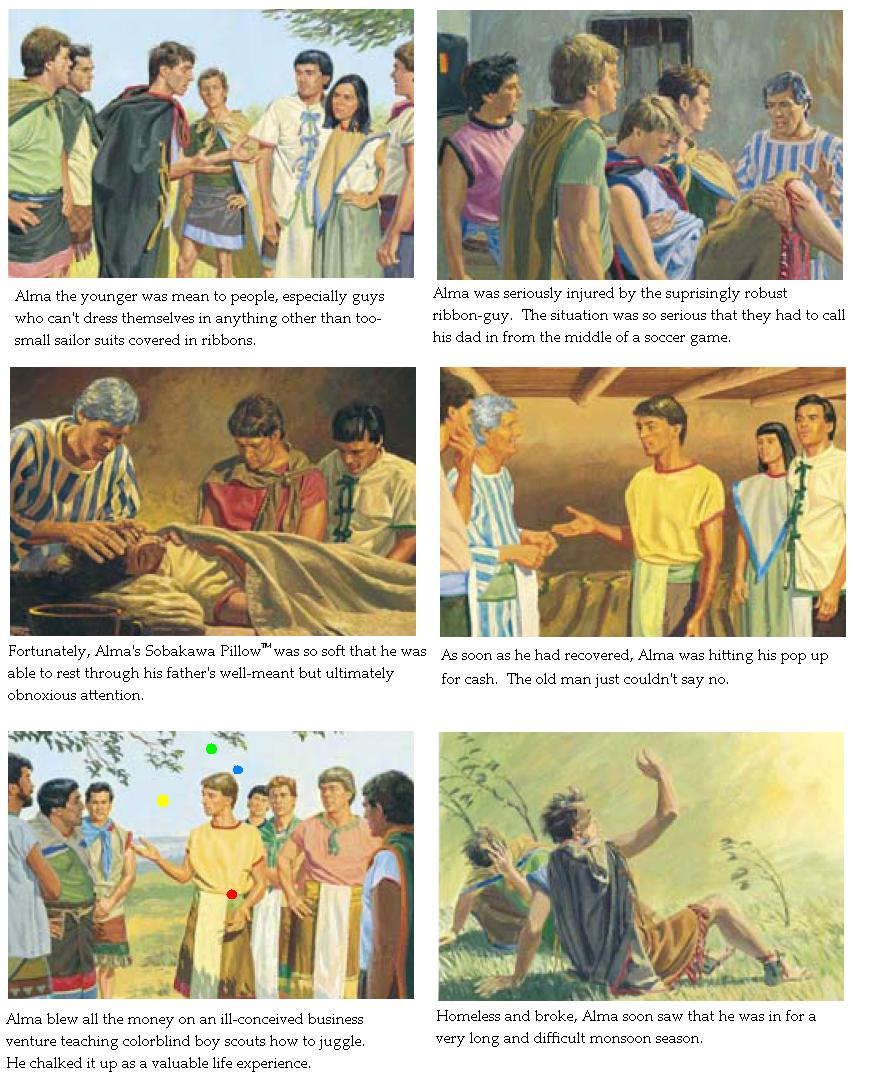 No Answers Book Of Mormon Stories