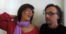 Mecha Fernández y Rony Keselman
