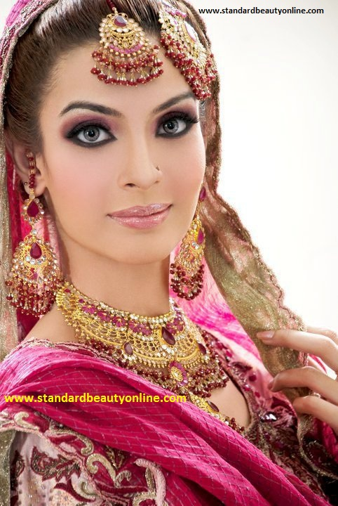 Indian Bridal Dress Perfect for Pink Lover