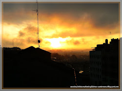AMANECER EN MADRID