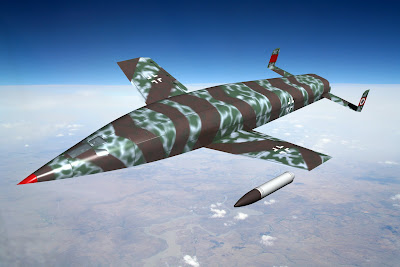 The German Antipodal Bomber