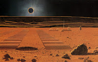 William Hartmann Space Art