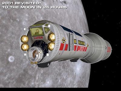 Orbiter models by Kenneth Bolli
