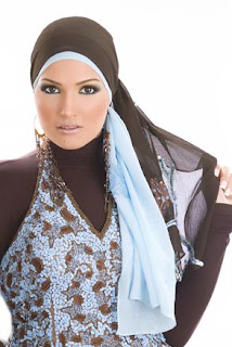 Arabic Hijab Styles