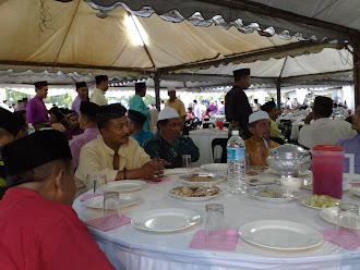 Ahli KSBK bersama YDH Dato KP kelantan berbuka puasa.