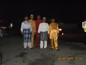 Majlis sambutan hari raya KSBK dibilik gerakan mulong