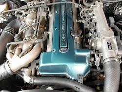 Toyota Supra 2JZ-GTE Engine