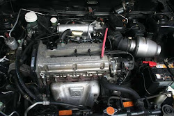 Mitsubishi 4G15 DOHC Engine