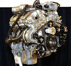 Ford Duratec 3.5 V6 Engine