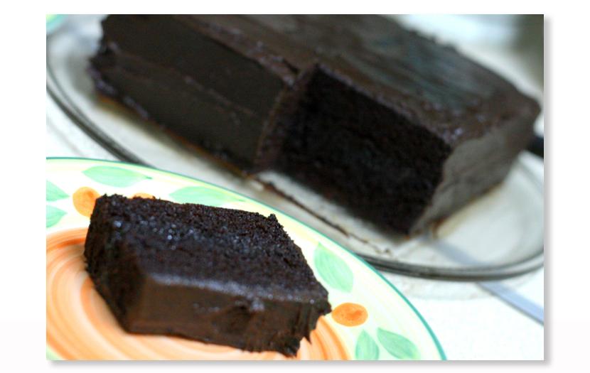 Kek Coklat Kukus