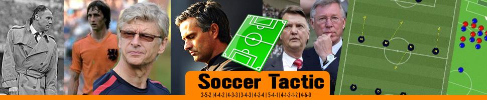 Soccer Tactic | Futbolun Mutfak'ini Sergiliyoruz