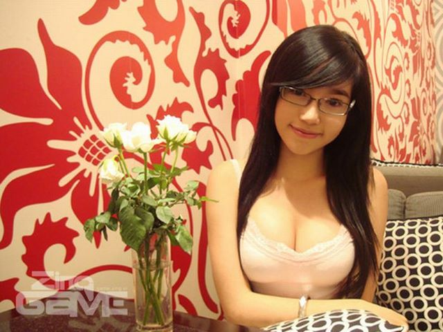 Asian Teen Model Girl Elly Tran Ha's Gallry