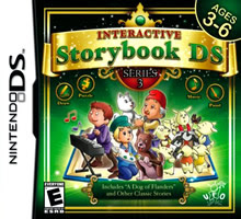 Interactive Storybook DS: Series 3 (USA)